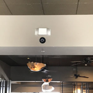 First Call Security Camera