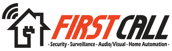First Call Security & Sound logo